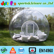 hot sale bubble tent customized size, color & logo printing
