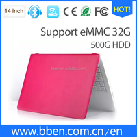 14inch game 3gp games free downloads cheap china laptop computer 1920*1080 mini laptop 4G/32G+500G slim mini laptop