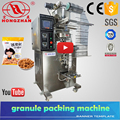 price for hotsale Hongzhan HP-100G full-automatic vertical granule sachet packing machine for dry fruit