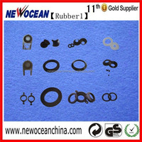 2016 B2C manufacturing and certificated rubber stand air conditioner rubber parts rubber 1