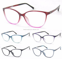 Latest fashion new design tr90 optical frames famous brand name