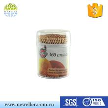 Best selling promotional sale lovely ornate fancy toothpicks in the market