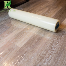Clear Transparent Self-adhering Hard Wood Floor Protective Film