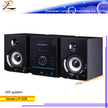 Christmas promotion! High quality mini hifi stereo with AUX, AM/FM