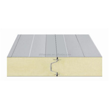 polyurethane,PU/PUR/PIR sandwich panel for wall,roof,cold room