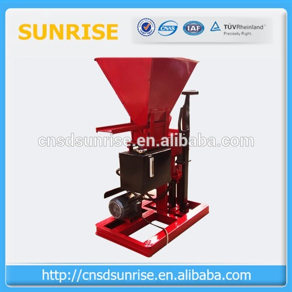 diesel engine soil block making machine suppliers in south africa price