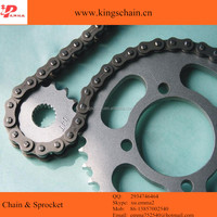 Sprocket Chain set reinforced 428H Chain for TITAN CG150