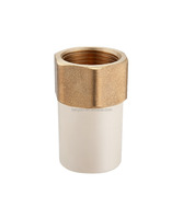 CPVC BRASS FEMALE COUPLING