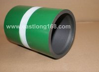 api 5ct casing and tubing collars/nipple coupling for oil pump