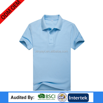 young mans casual wear knitted polo cheap uniform shirts designer product oem odm service