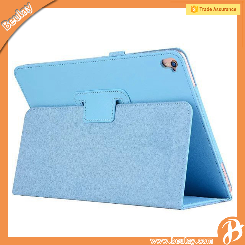Wholesale leather stand cover case for Apple Ipad pro 9.7 tablet