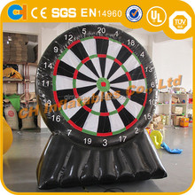 Strong PVC Inflatable Shooting Game Inflatable Target,Dart Board Inflatable
