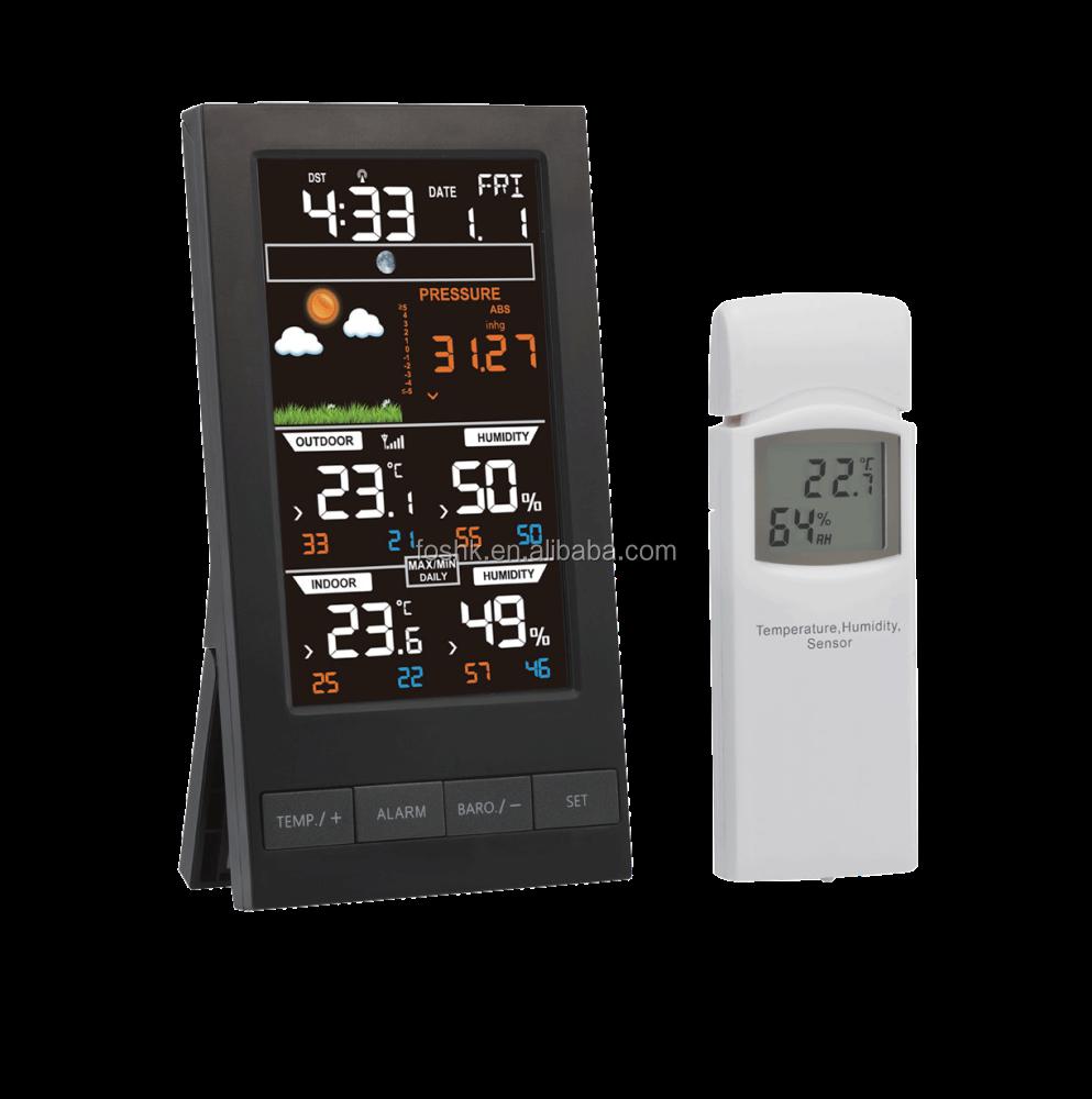 Home Weather Stations Wireless Indoor Outdoor Wholesale, Weather ...