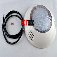 LED Underwater light 18w RGB Swimming Pool IP68 warm white Waterproof 252leds Outdoor Lighting
