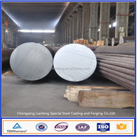 raw steel material alloy 1.2083/420/4cr13 steel round bar factory directly supply