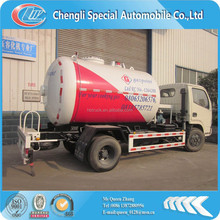 portable cooking gas refilling truck factory sale
