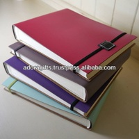 ADAPAC - 0076 8x12 wedding photo albums / wedding style photo album design / wholesale pu leather photo album