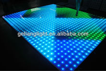 Professional LED Flashing dance floor