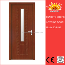 Finished with PVC Film door leaf SC-P147