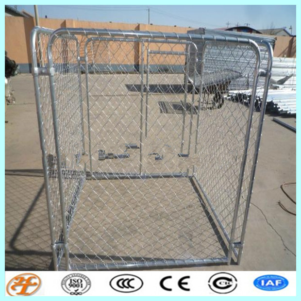 Hot dipped galvanized 1.8x1.2m temporary dog fence