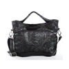 Real Python Snake Skin Handbag Hobo Bag for Women guangzhou handbag market