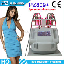 2014 New Arrival 40KHz home use portable skin laser lifting (PZ809+/CE)