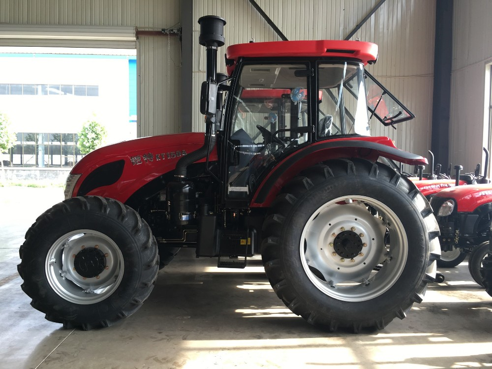 Tractor Brand Names : Shandong lianyi brand new cheap price hp wd farm