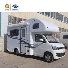 Recreational Vehicle Motor Home Caravan