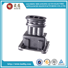 Auto Part 3 Position Splash Proof Connector Assembly