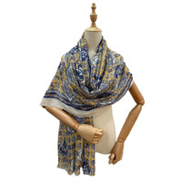 Cheap Polyester scarf china wholesale Indian style shawl scarf