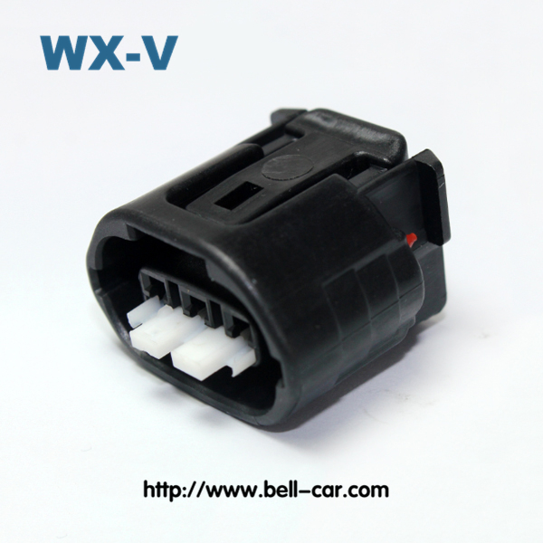 High Sales 3 Pin Male Female Auto Electrical Wire Connector And Terminal 6189-0442