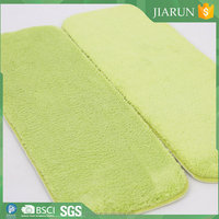 China manufacturer wholesale mop head refill microfiber/microfibre flat mop refill