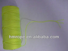 polyester colour twist twine