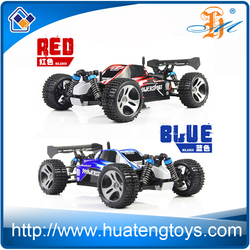 Wltoys a959 4x4 2.4G rc off road cars 1 18 full proportional 50km/h high speed 4wd remote control rc buggy