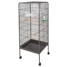 outdoor double bird cages