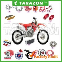Wholesale motorcycle parts from China manufacture