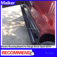 Aluminium alloy Electric side step bar Power side step For Range Rover Sport 2014 running board Side step