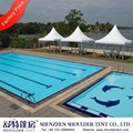 6x6m paogoda tent for sport in Guangzhou Asian Game