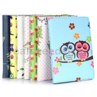 360 Rotating Elastic Belt Flip Stand PC+PU Leather Cover for iPad Air 2