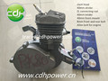 2 stroke bicycle engine kit, gasoline engine kit PK80