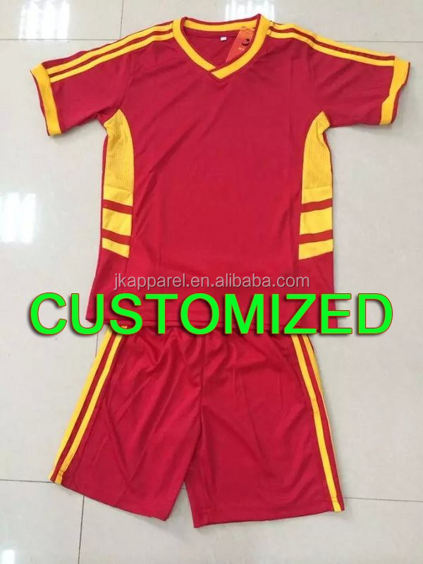 custom thailand quality grade original soccer jersey,football shirt maker soccer jersey