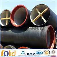 Ductile iron pipe price per meter price list manufacturers