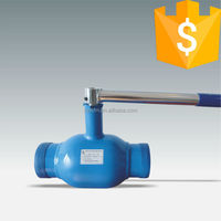 TKFM supply flange precision water and gas velan stainless steel 316 ball valves