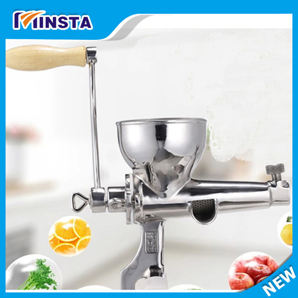 hand slow speed juicer/home sugar cane juicer/power juicer as seen on tv