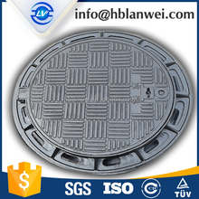Bsi B125 Round Sealed Locking Manhole Covers And Frame
