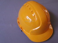 ABS CE EN397 types of safety helmet harness helmet for construntion safety