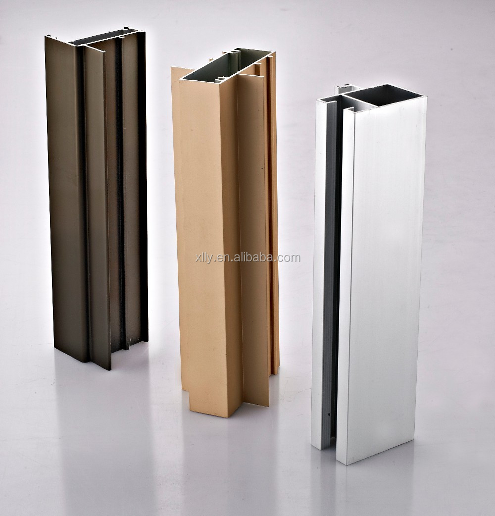 good sealing and wind pressure strength alumium window and door extrusion ,profiles
