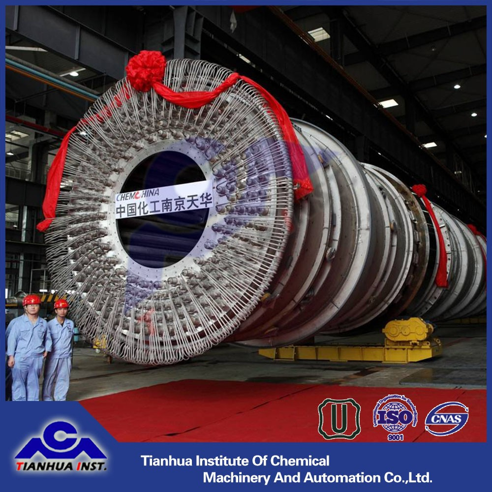 PTA rotary steam tube drying complete equipment