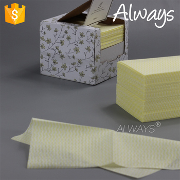Restaurant use reusable antibacterial microfiber cleaning kitchen cleaning cotton