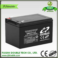 12v 12ah AGM rechargeable battery toy motorcycle